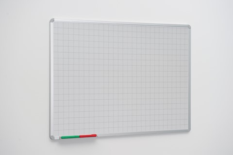 Non-Magnetic Square Writing Boards