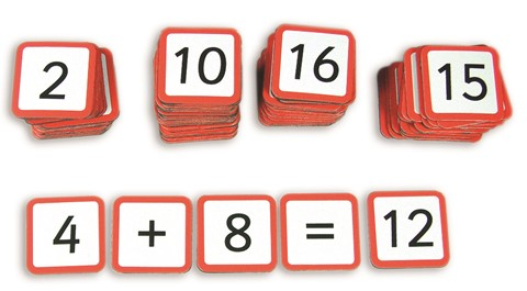 Magnetic Number Tiles