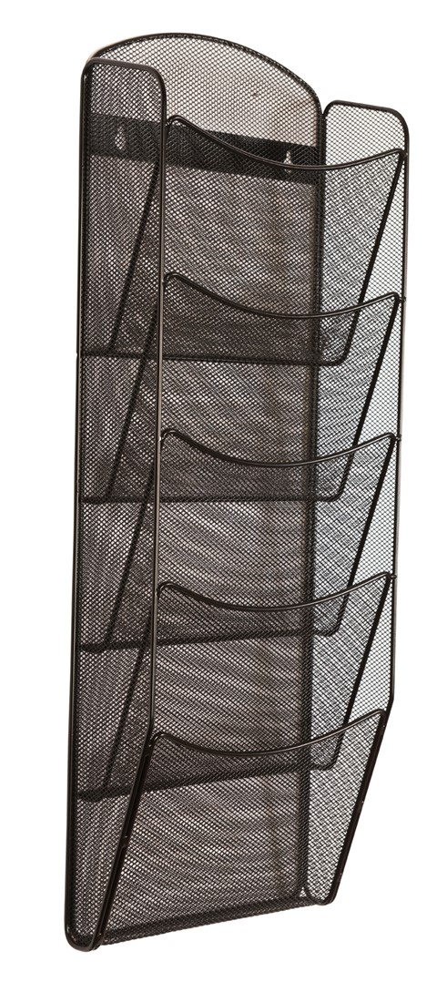 Wall Mounted Mesh Leaflet Dispenser