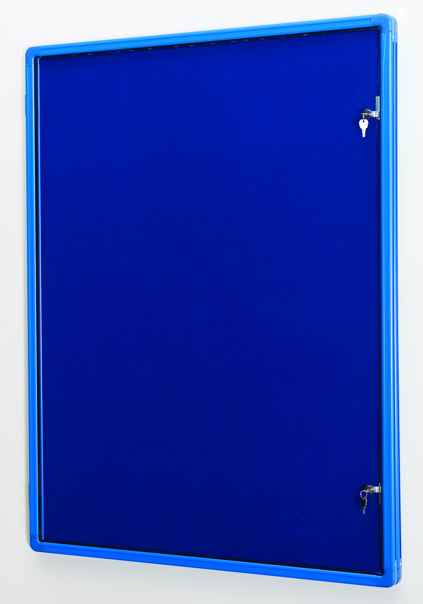 Colour Co-Ordinated FlameShield Tamperproof Noticeboard