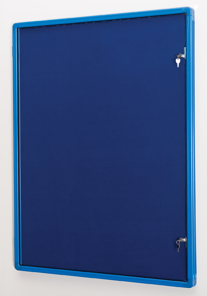 Colour Co-Ordinated Decorative Tamperproof Noticeboard