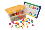 Magnetic Letters and Numbers Packs