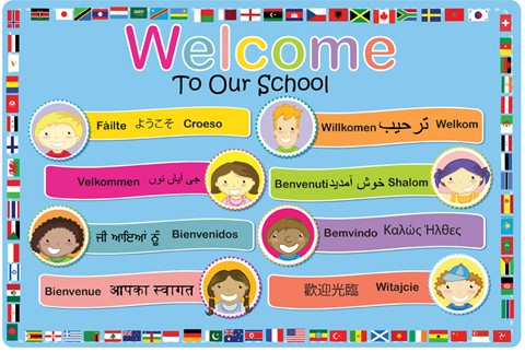 Welcome to Our School - Languages