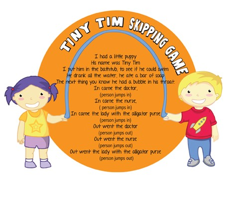 Skipping Games - Tiny Tim