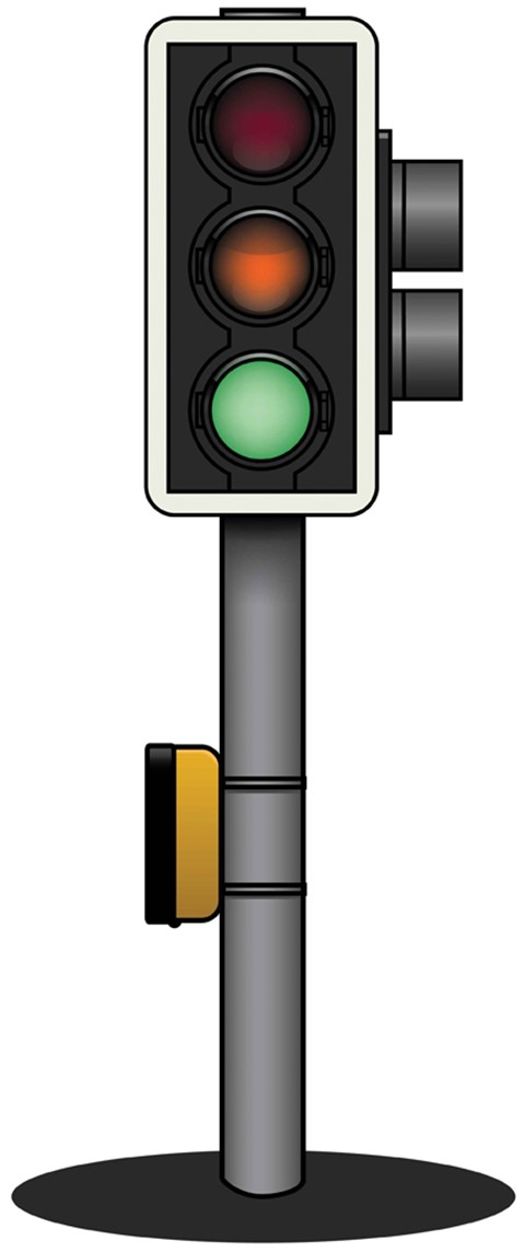 Street Landmarks - Traffic Light