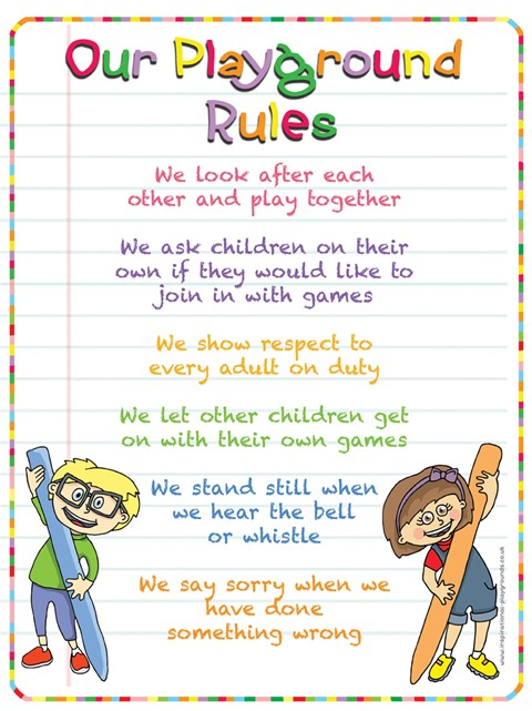 Rules - Notepad Pencil