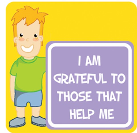 Affirmation - I am grateful