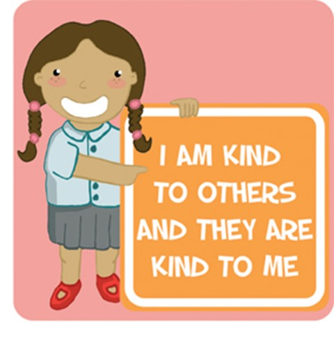 Affirmation - I am kind to