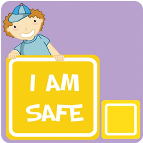 Affirmation - I am safe