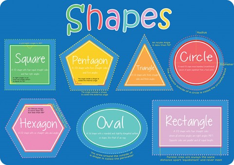 Shapes Board