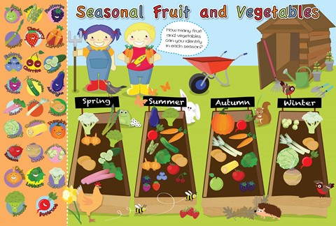 Seasonal Fruit & Veg