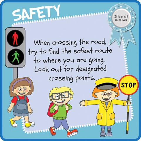 Safety - Crossing