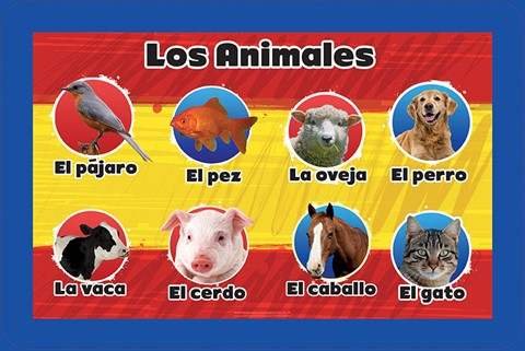 Spanish Language Animals