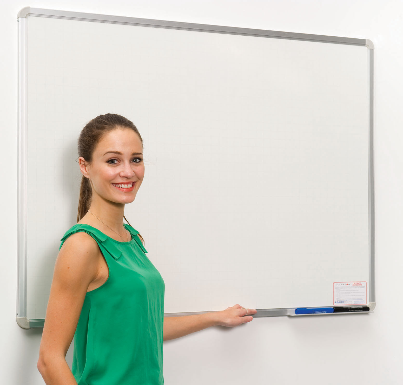 Non-magnetic Drymaster Writing Boards