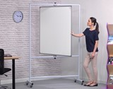 Magnetic Mobile Pivot Writing Board