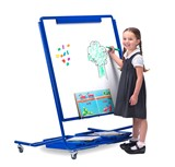Little Rainbows Magnetic Display/Storage Easel