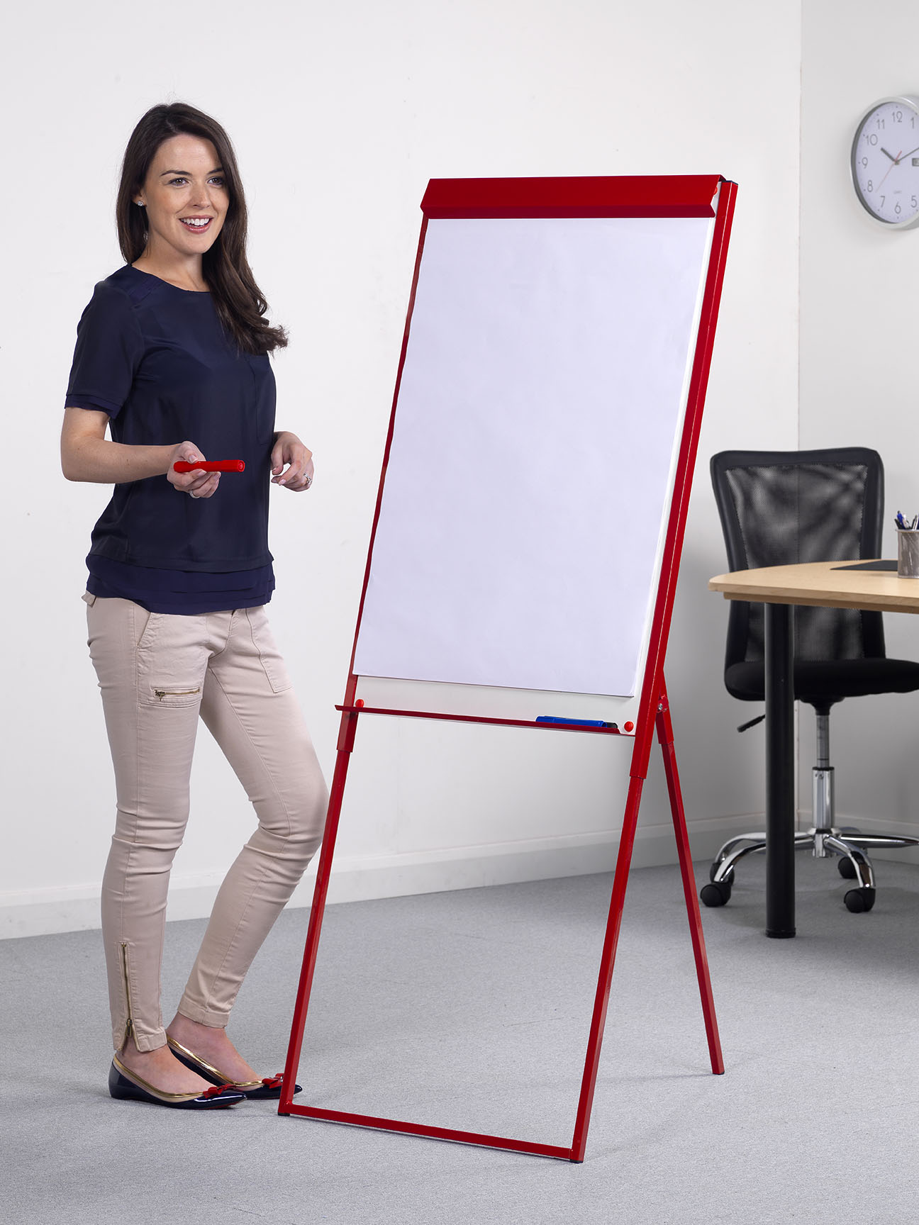 2 Clix Easel Mobile Writing Board