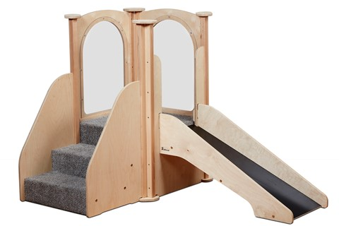 Step 'n' Slide Kinder Gym