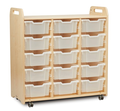 Tray Storage Unit (3 column) (1080mm height)