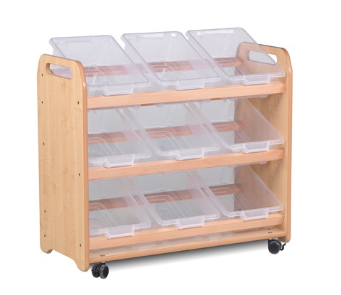 Tilt Tote Storage (800 x 900mm)