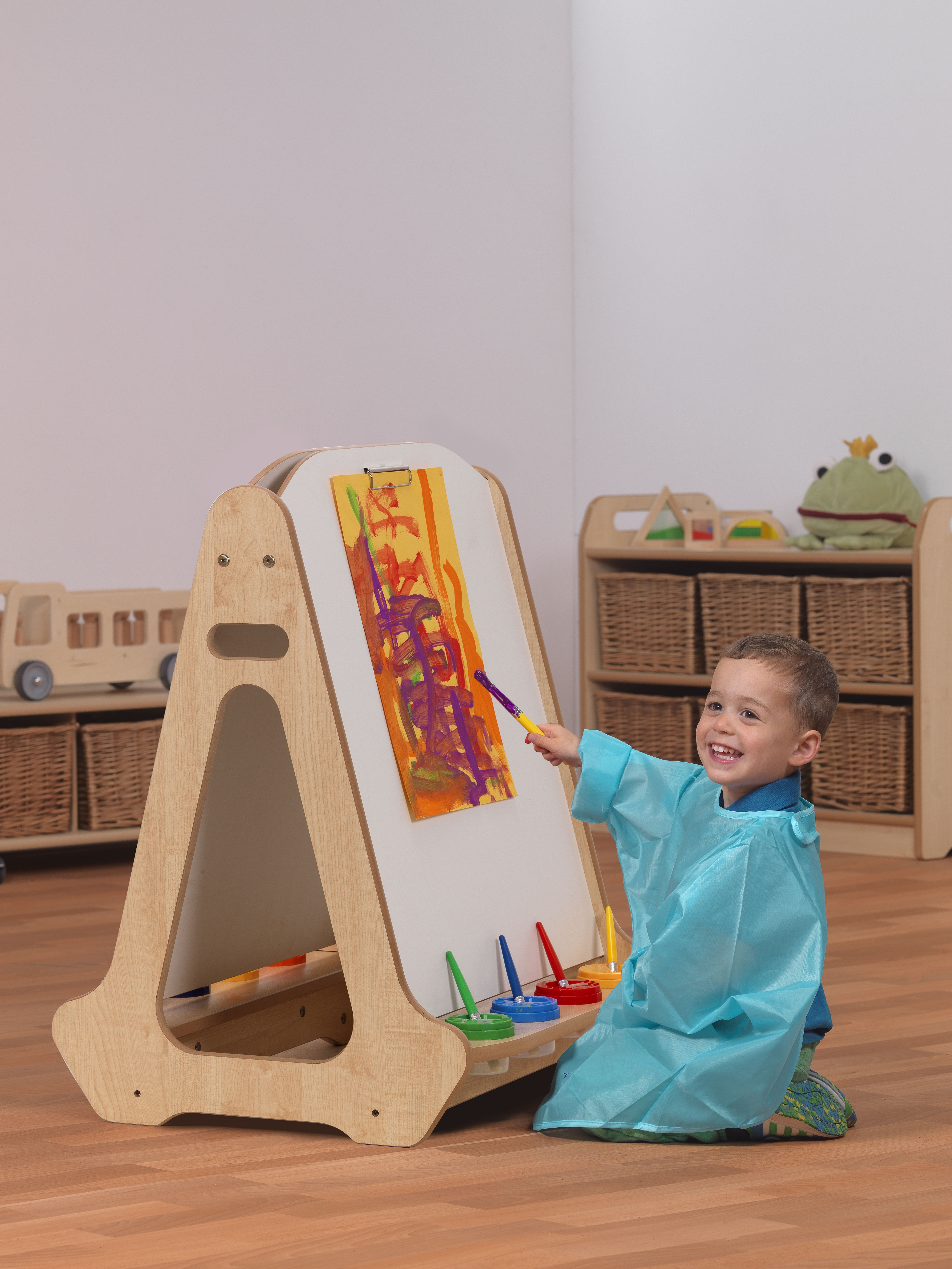 Double-sided 2 in 1 Easel