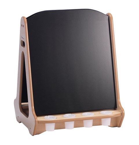 2 in 1 Easel (chalkboard/whiteboard)