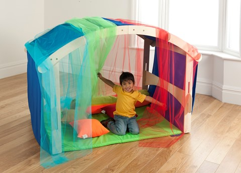 Rainbow Den Kit