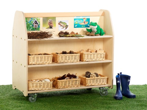 Outdoors Double-sided Storage