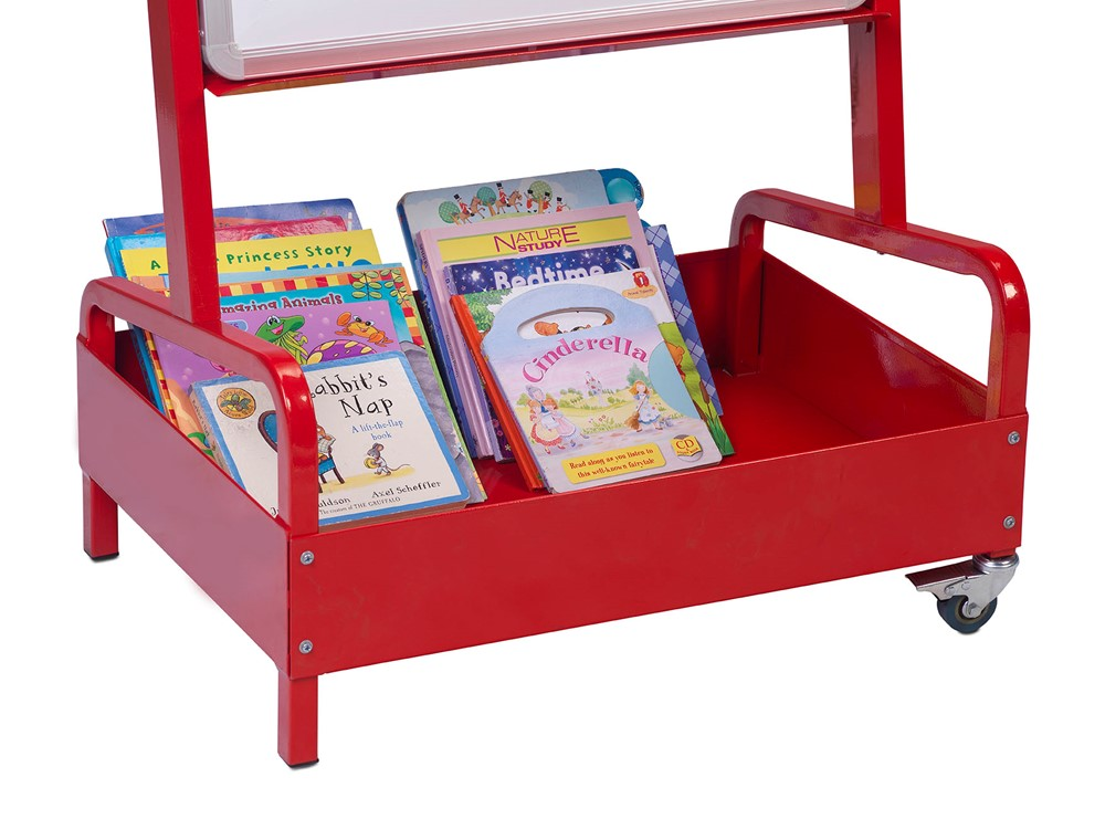 Spaceright Europe 1699 Little Rainbows Non-Magnetic Store N Write Big Book Board