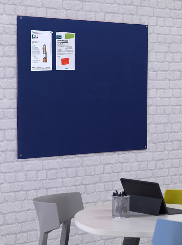 Unframed Noticeboard