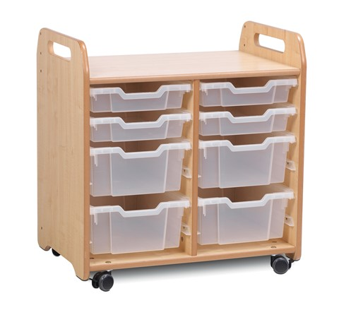 Tray Storage Unit (2 column)