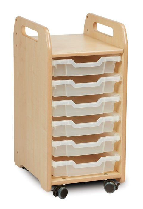 Tray Storage Unit - 1 Column