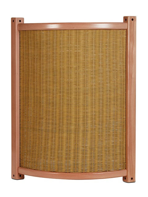 Rattan Curved Toddler Panel