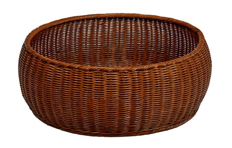 Large Circular Basket