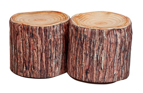 Large Log Seat (set of 2)